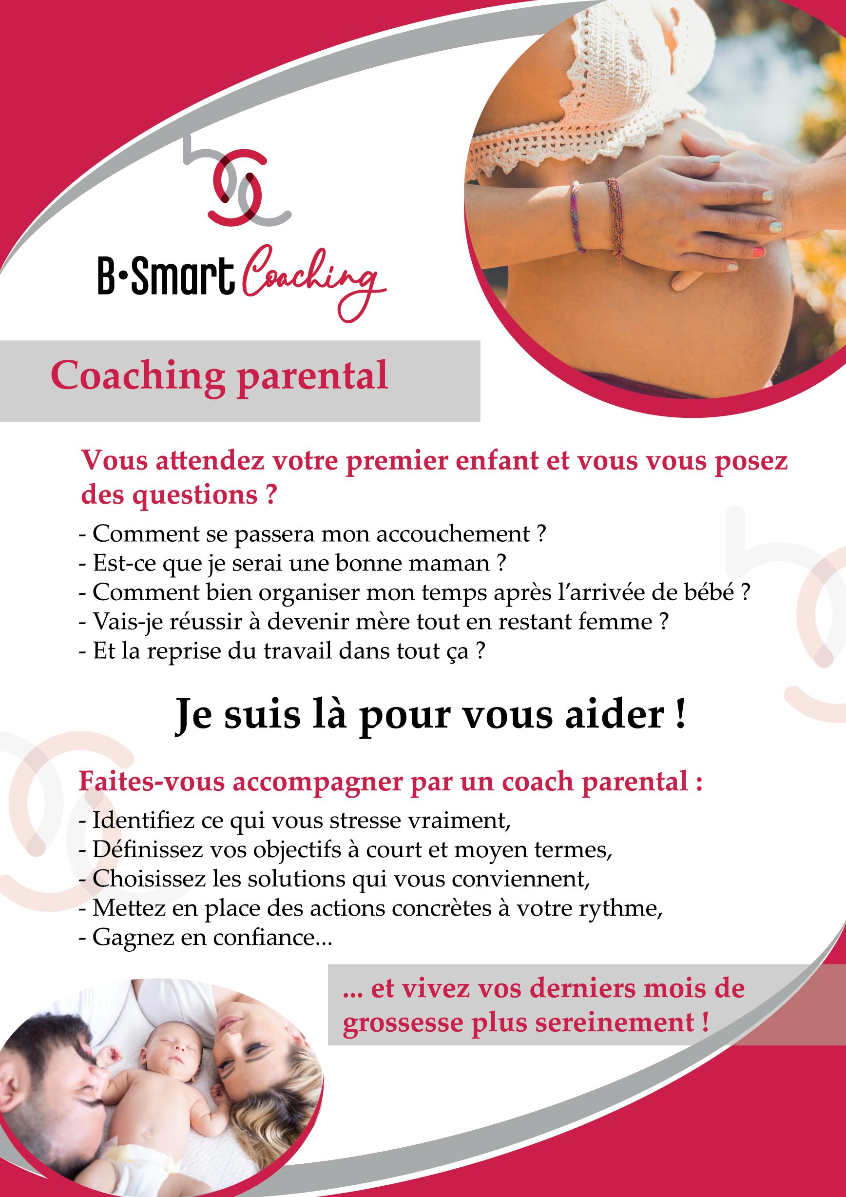 Exemple de flyer créé par Julie Laluque, chargée de communication indépendante à Mios
